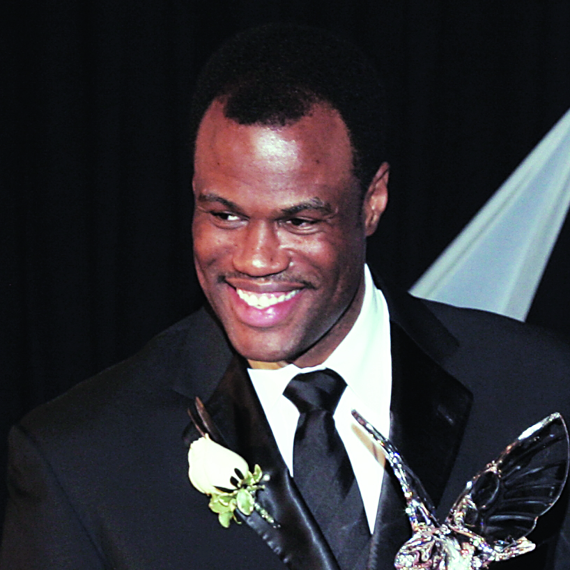 "2012 - David Robinson - David ""The Admiral"" Robinson is a scholar and athlete. A graduate of the U.S. Naval Academy, Robinson was a first-round draft pick by the San Antonio Spurs. He founded the David Robinson Foundation, which has awarded over $2 million to community programs."