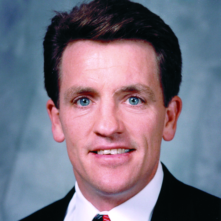 2004 - Mark Johnson - Mark Johnson's MVP performance with the U.S. Olympic Hockey team in the 1980 Lake Placid winter games made our nation cheer. His achievements include 11 years in the NHL and his All-American performance as a Badgers hockey player.