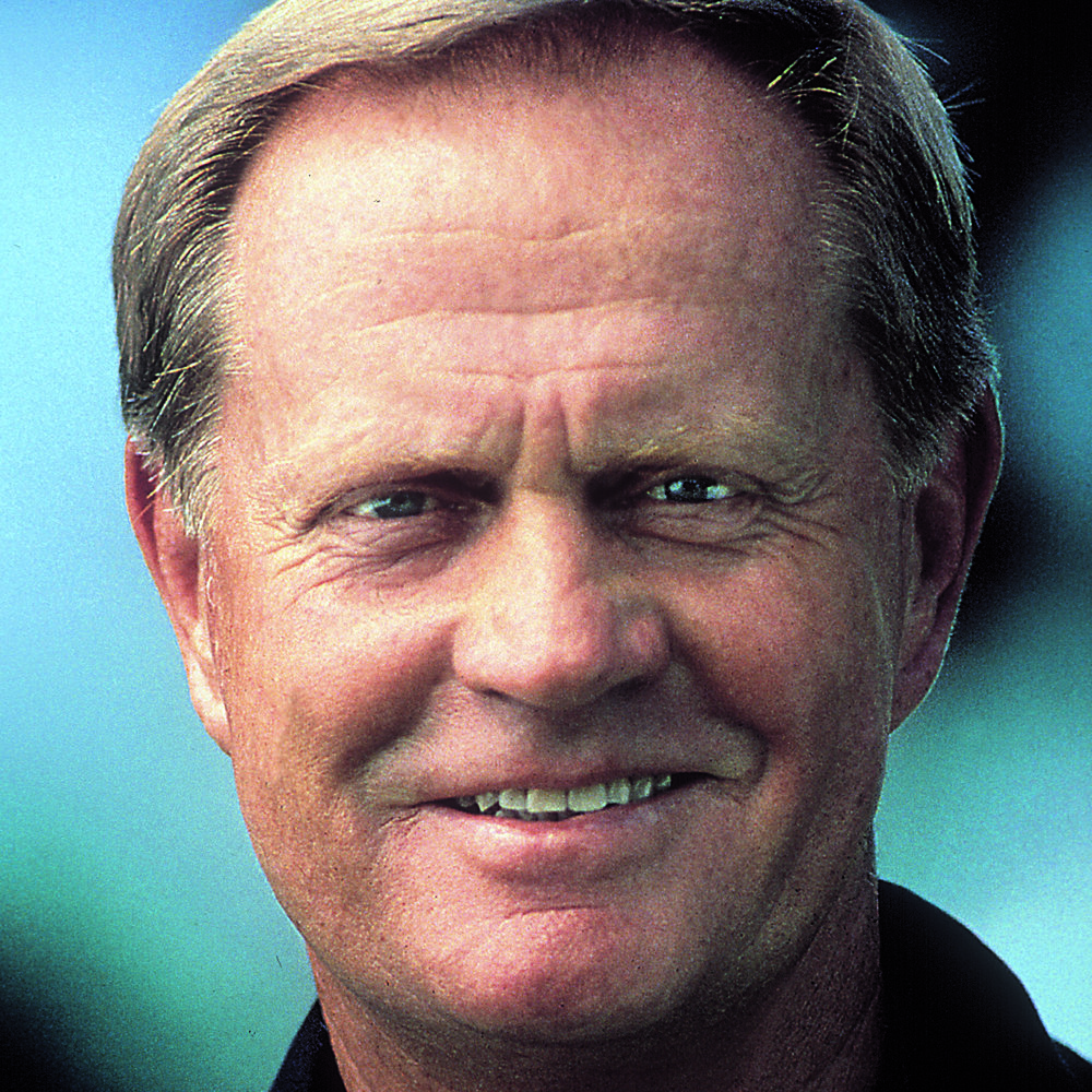 2001 - jack nicklaus - As one of the greatest and most revered golfers in history, Jack Nicklaus was named one of the greatest athletes of the 20th Century. After having played golf with Vince Lombardi in 1964, Nicklaus closed the circle by accepting the Award of Excellence.