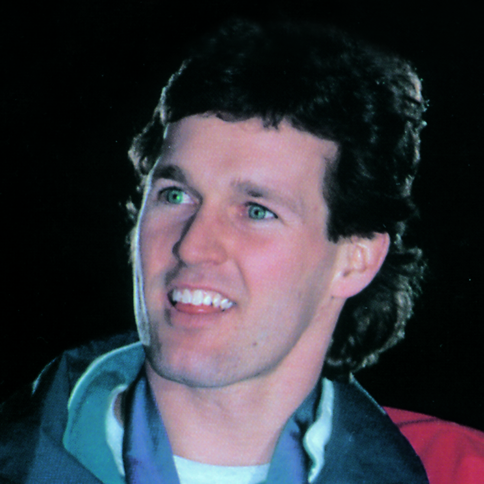 1995 - Dan JAnsen - Few will forget the 1994 Winter Olympic Games and the heroics shown by one of the greatest speed skaters of all time. Not to be denied, Milwaukee's own Dan Jansen captured the gold and the fifth annual Award of Excellence.