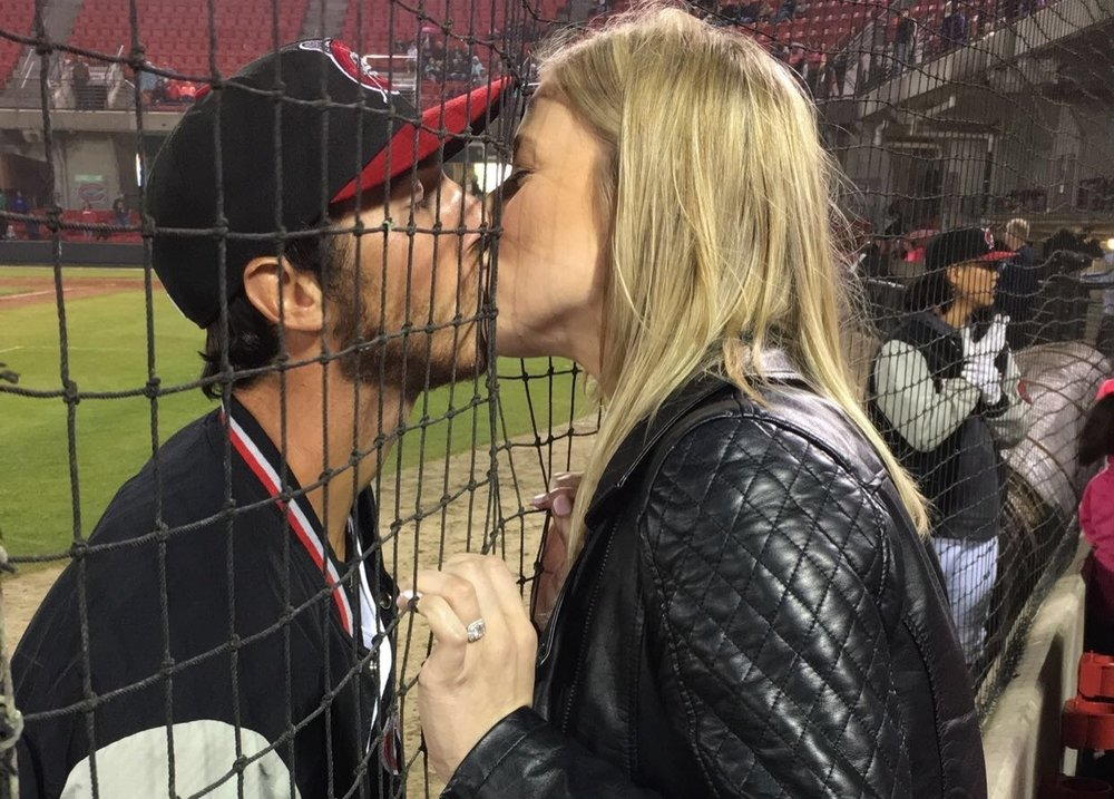 The Real-Life WAGS of Professional Baseball -