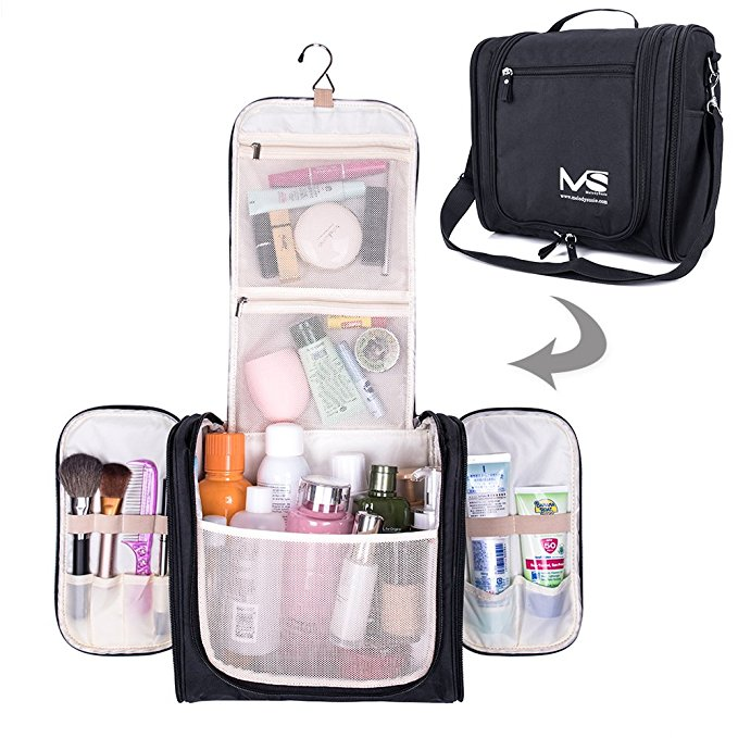 Large Hanging Travel Toiletry Bag