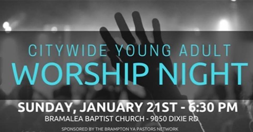 We had 175+ young adults from across or city gather for a powerful night of worship. If you missed this one, don't worry we have more citywide events coming up. Details to be released soon!!