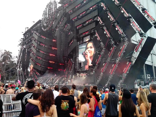 VASSY @ Ultra Miami  - VASSY joined Tiësto on stage at Ultra Music Festival in Miami and debuted her latest standalone single