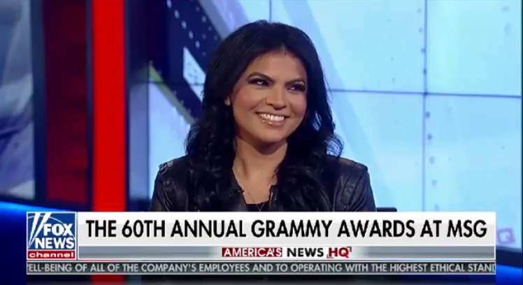 VASSY on Fox News - VASSY appeared live on National TV last Saturday, for a special pre-GRAMMYs appearance on Fox News with Kelly Wright.
