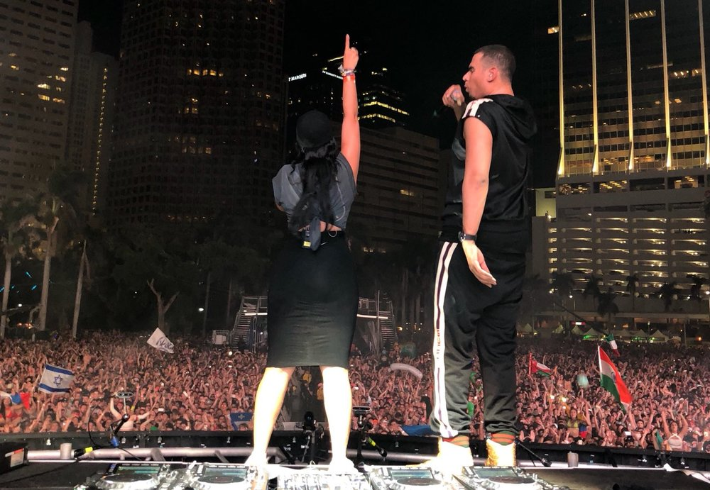 VASSY x Afrojack Live @ Ultra Miami 2018 - VASSY joined Afrojack at the Ultra Main stage on Saturday March 24th, to perform their single