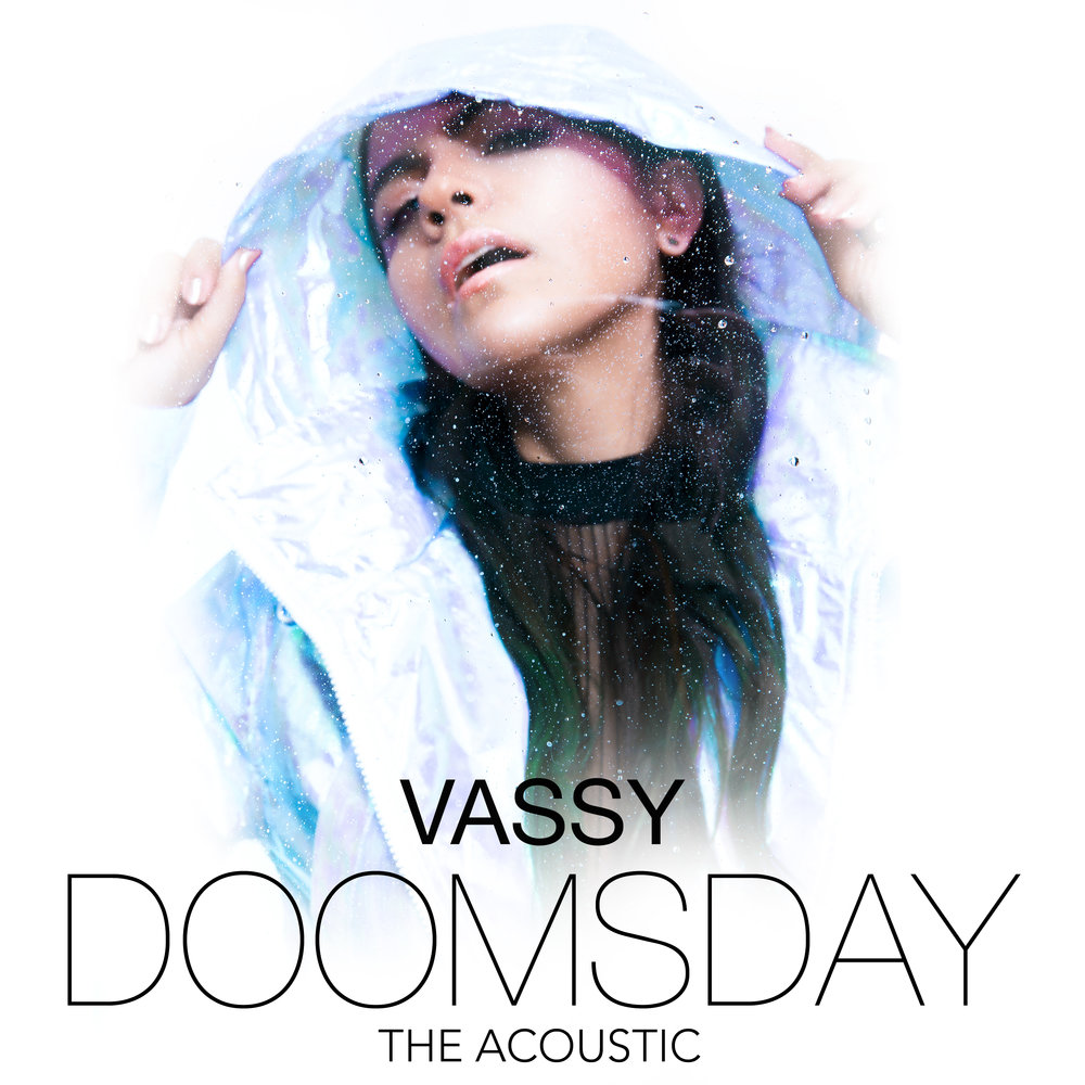 "Doomsday The Acoustic Out Now - VASSY's latest acoustic tune of her single ""Doomsday"" with Lodato is out now! Listen below ♥️"