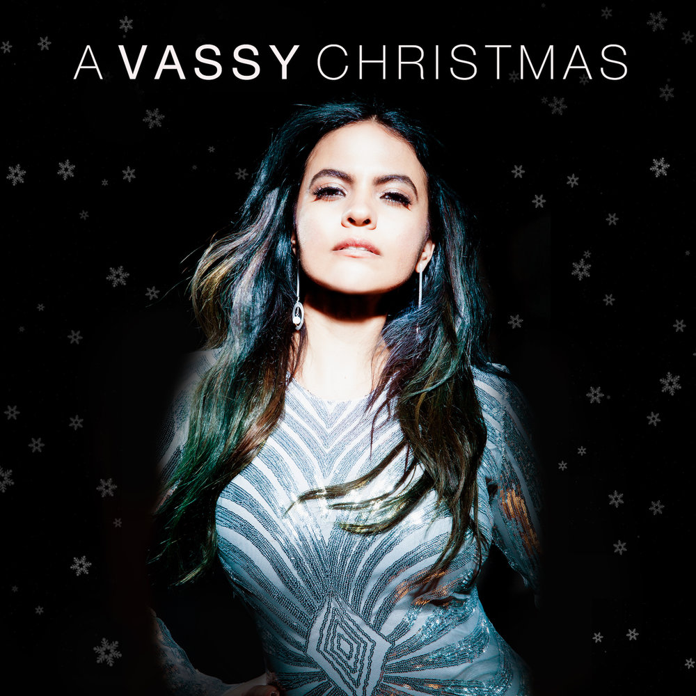 "A VASSY CHRISTMAS - Christmas is around the corner and VASSY's special 2-song treat is here. Listen to ""Santa Baby"" & ""Chestnuts Roasting On An Open Fire"" to get in the holiday spirit!"