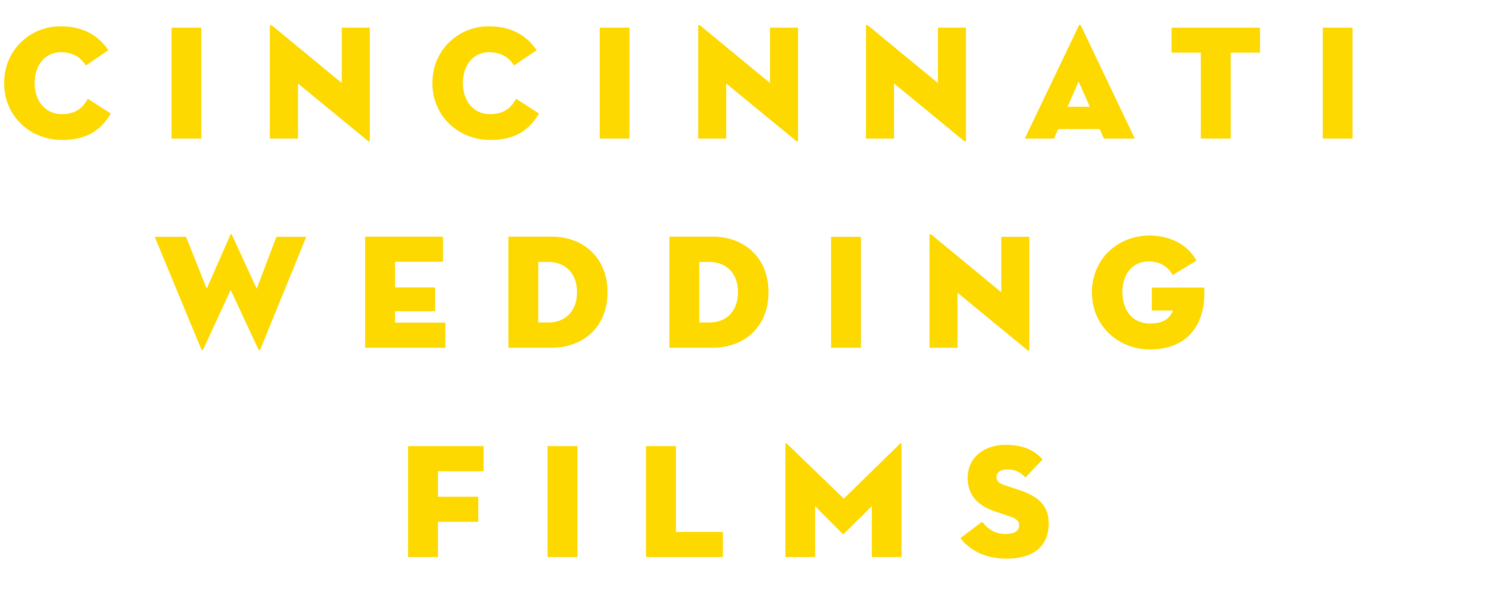 Cincinnati Wedding Films