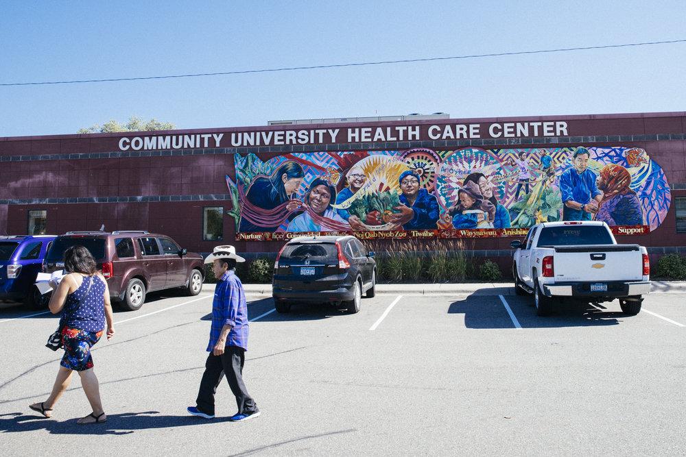 Community Health Clinic, Minneapolis, MN.