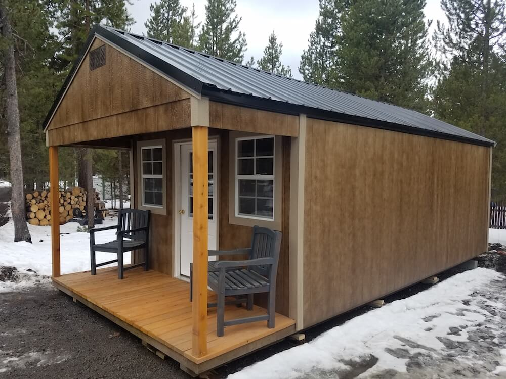 porch packages summit structures of oregon