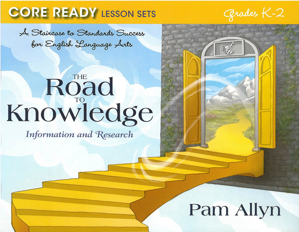 The Road to Knowledge: Information and Research guides teachers and students through three rich, dynamic lesson sets that focus on informational texts in the primary grades in ways that enliven inform, and inspire. With these lessons as a guide, students learn how to use the unique text features and structure of informational text to notice patterns and identify key ideas and concepts while building a vocabulary of domain-specific language. They see how to navigate informational texts and cite evidence, taking learning to a new level.