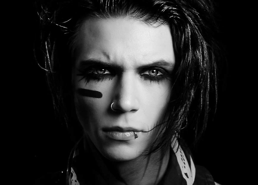 andy biersack / black veil brides