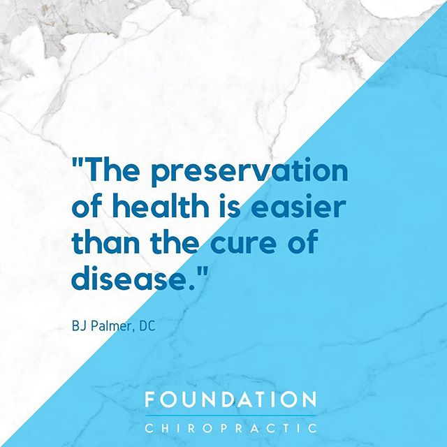 Who agrees? 🙋🏽‍♀️🙋🏻‍♂️ What do you and your family do to preserve the differing aspects of your health? ⠀⠀⠀⠀⠀⠀⠀⠀⠀ We are so happy that many of our patients choose #chiropractic care to be an integral part of their overall #wellbeing. We 💙 #teamwork! ⠀⠀⠀⠀⠀⠀⠀⠀⠀ Sent via @planoly #planoly . . . . . . #foundationcarlsbad #prenatalchiropractic #prenatalchiropractor #chiropractor #structure #pediatricchiropractic #health #wellness #structuredeterminesfunction #health #wellness #movement #fitness #selfcare