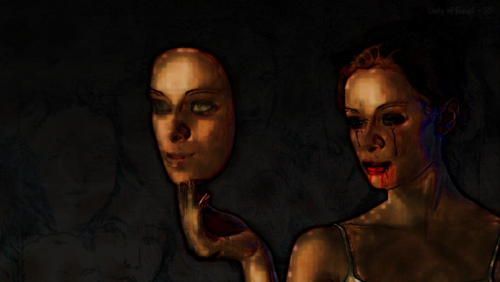 Deliriant lady of eiriel