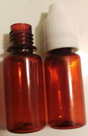 Psilocybin extract tincture vials