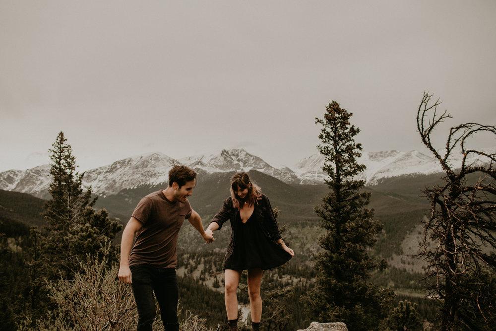 wandering through rocky mountain national park | colorado