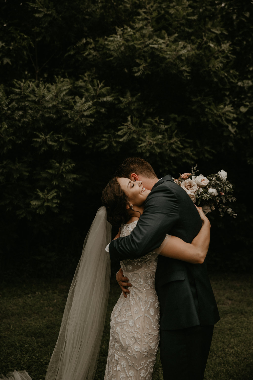 intimate virginia wedding