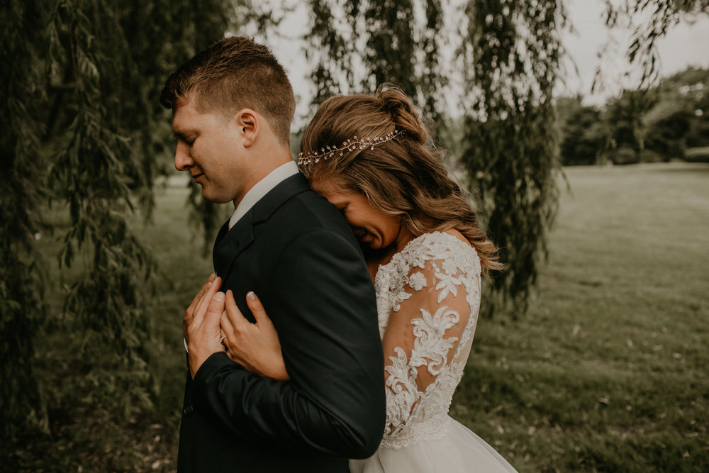 intimate pennsylvania wedding