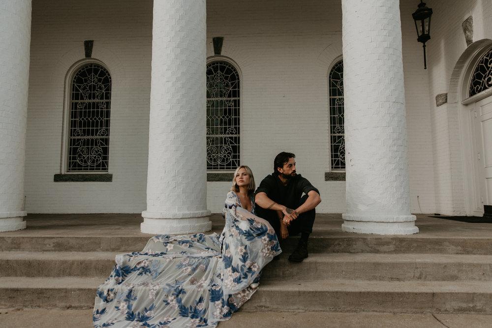 Rue De seine bridal session | atlanta, ga