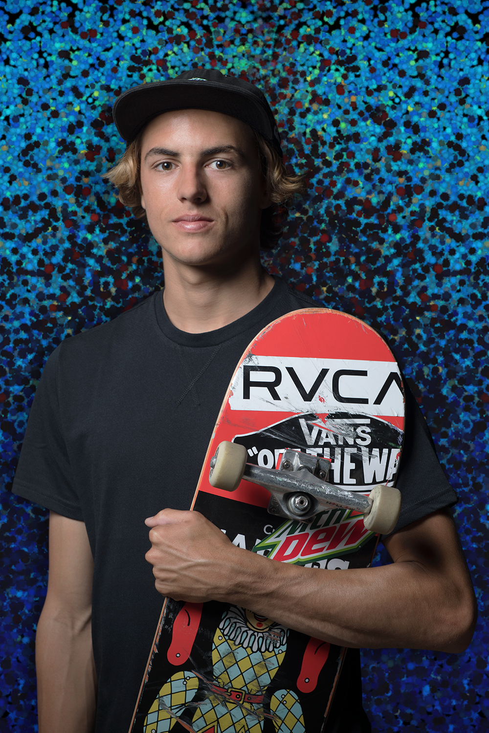 Curren Caples by Rana June