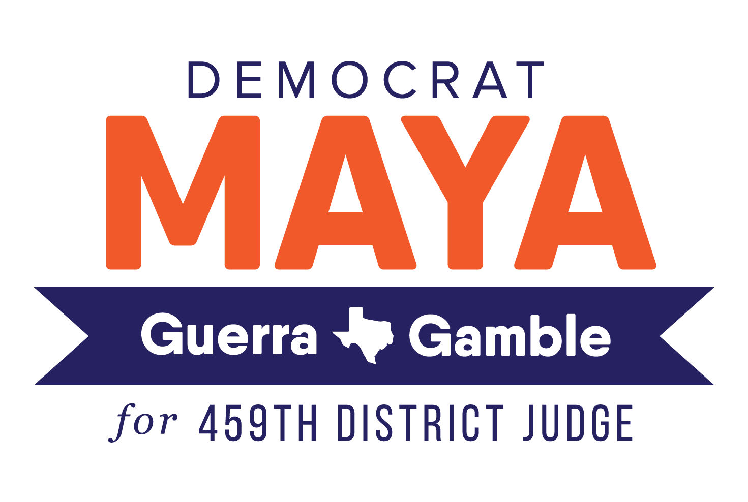 Maya Guerra Gamble For 459th District Court