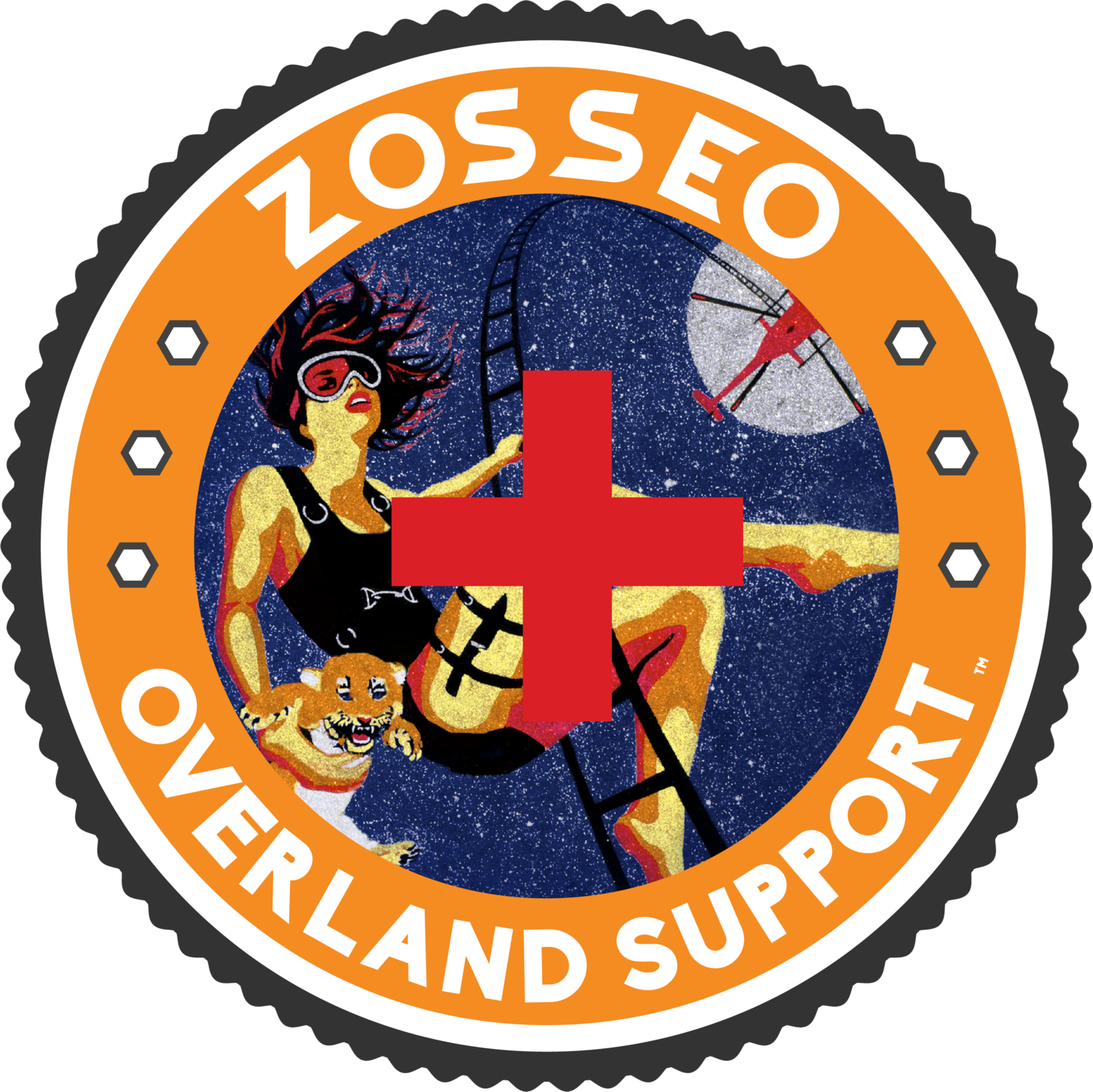 Zosseo Overland Support