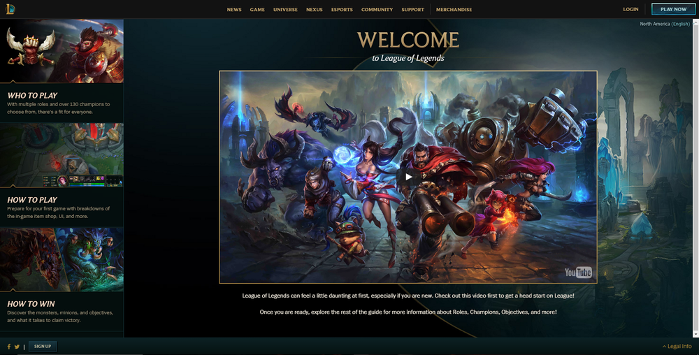 Games like League of Legends and Hearthstone are both inviting and free to play.