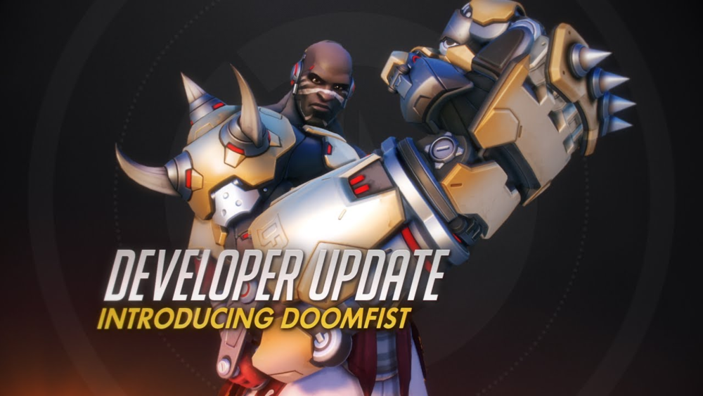Doomfist is the 25th playable character of Overwatch, released July 2017. Since the game's launch, 4 characters and dozens of updates have rolled in.