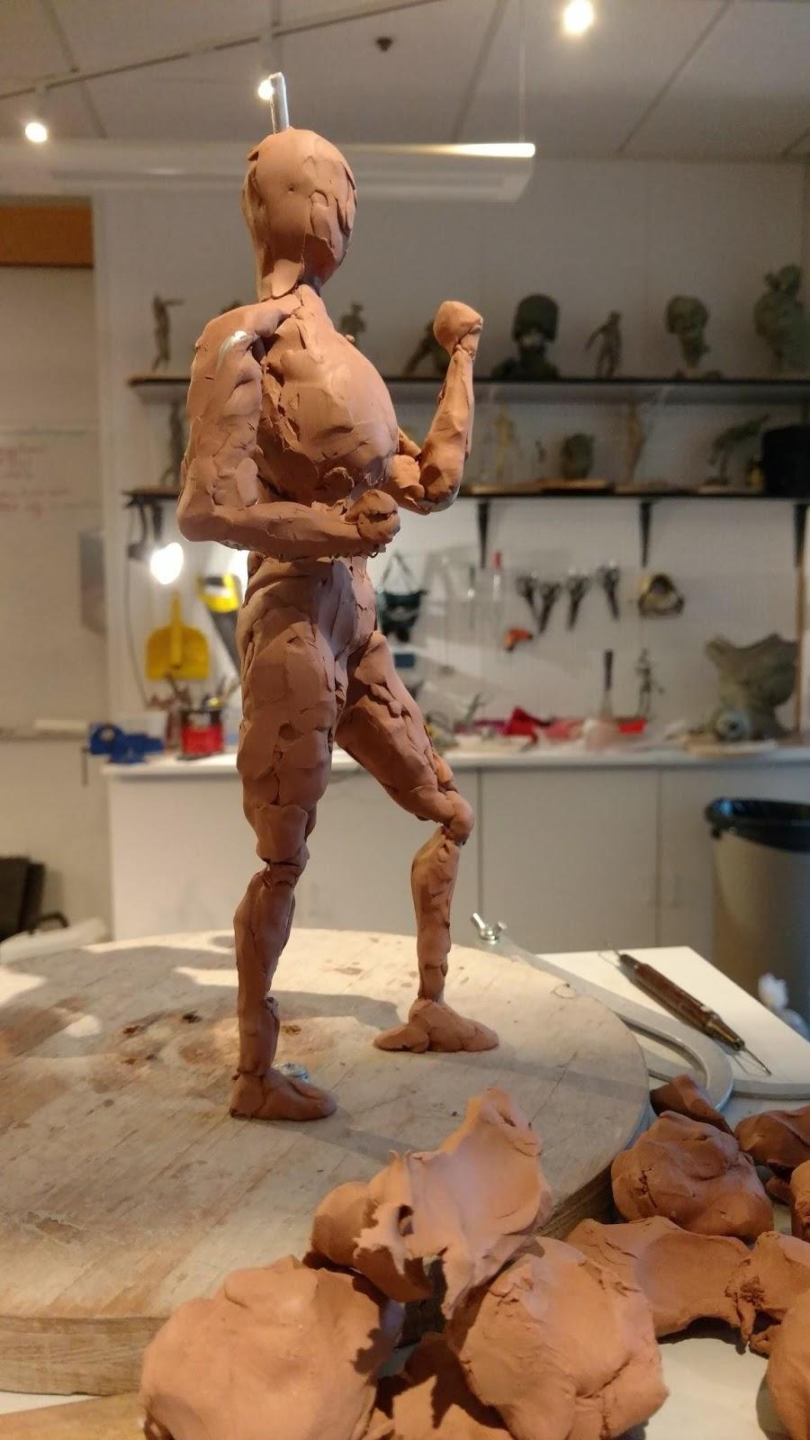 My lump of clay