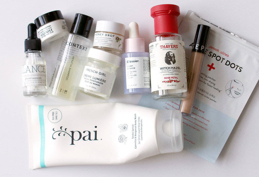 IT'S EMPTIES TIME. - And with the New Year quickly approaching, I'm hoping to have even more empties before 2018 hits because I am reallllly trying to finish up some products. I'm excited to discover even more amazing skincare next year, but I also have some unopened goodies that are just waiting to be used! So here's what I've finished up, what I'd repurchase, and what I'll pass on.