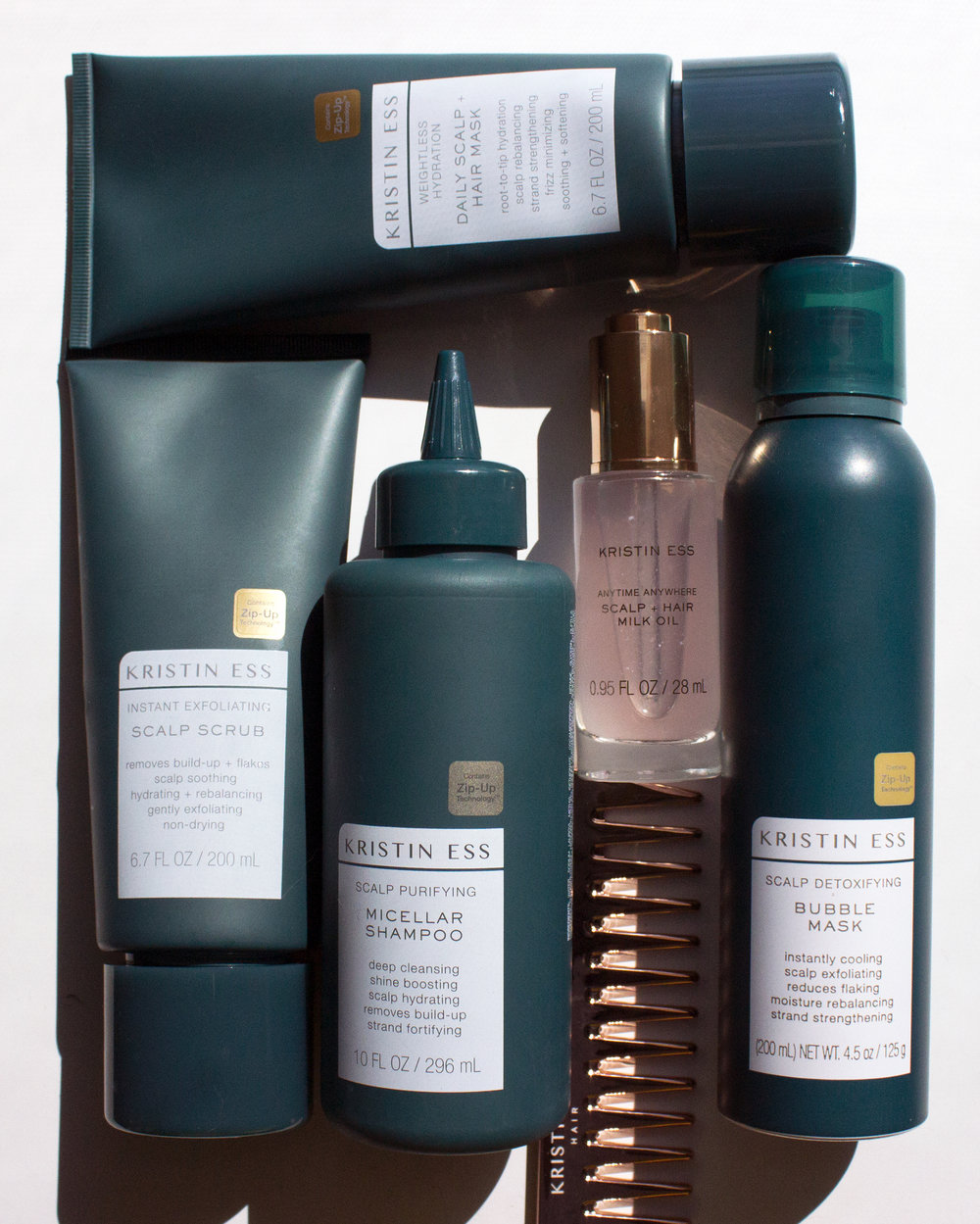 3fbe0ae9b7aaa REVIEW  The Kristin Ess Scalp Collection