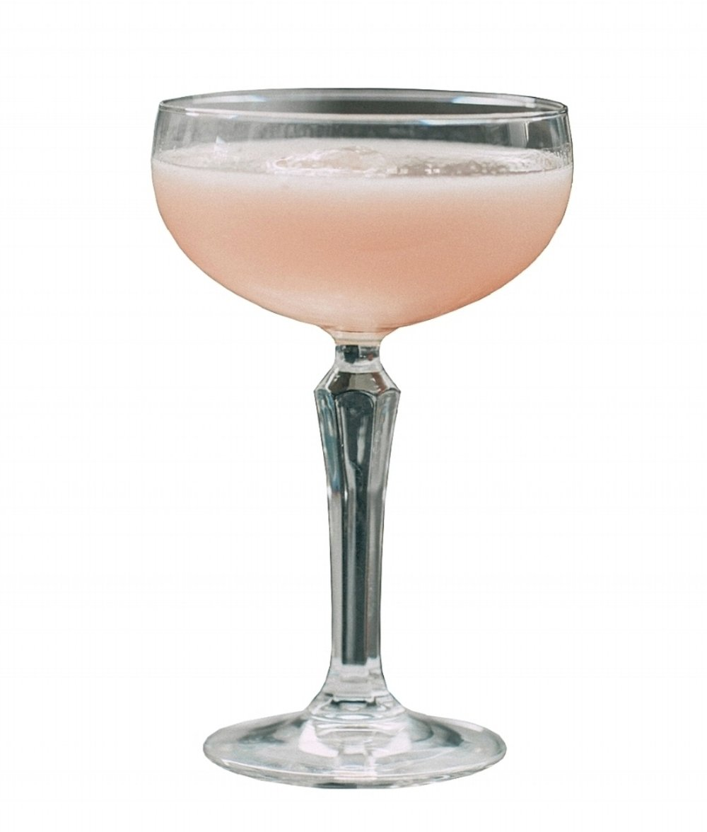 HIBISCUS  7ml Grenadine 20ml Dry Vermouth 30ml Fresh Lime Juice 50ml Norseman White Rum  Shake and strain into a cocktail glass. Float one large ice cube on top.  .