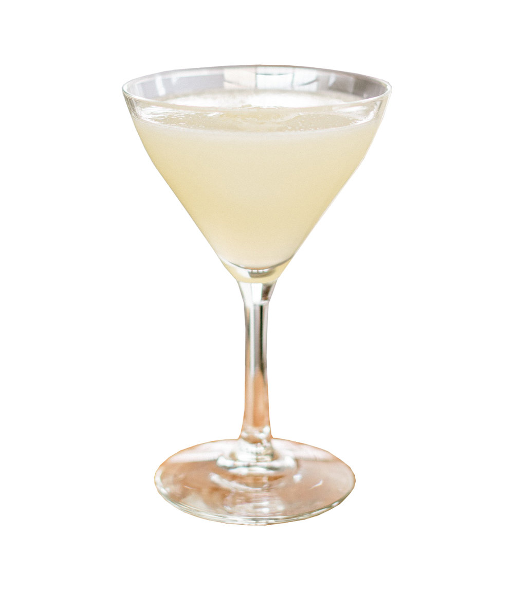 XYZ 4ml Rich Simple Syrup* 25ml Norseman Orange Liqueur 25ml Fresh Lemon Juice 50ml Norseman Rum Shake and strain into glass. Float an ice cube on top.