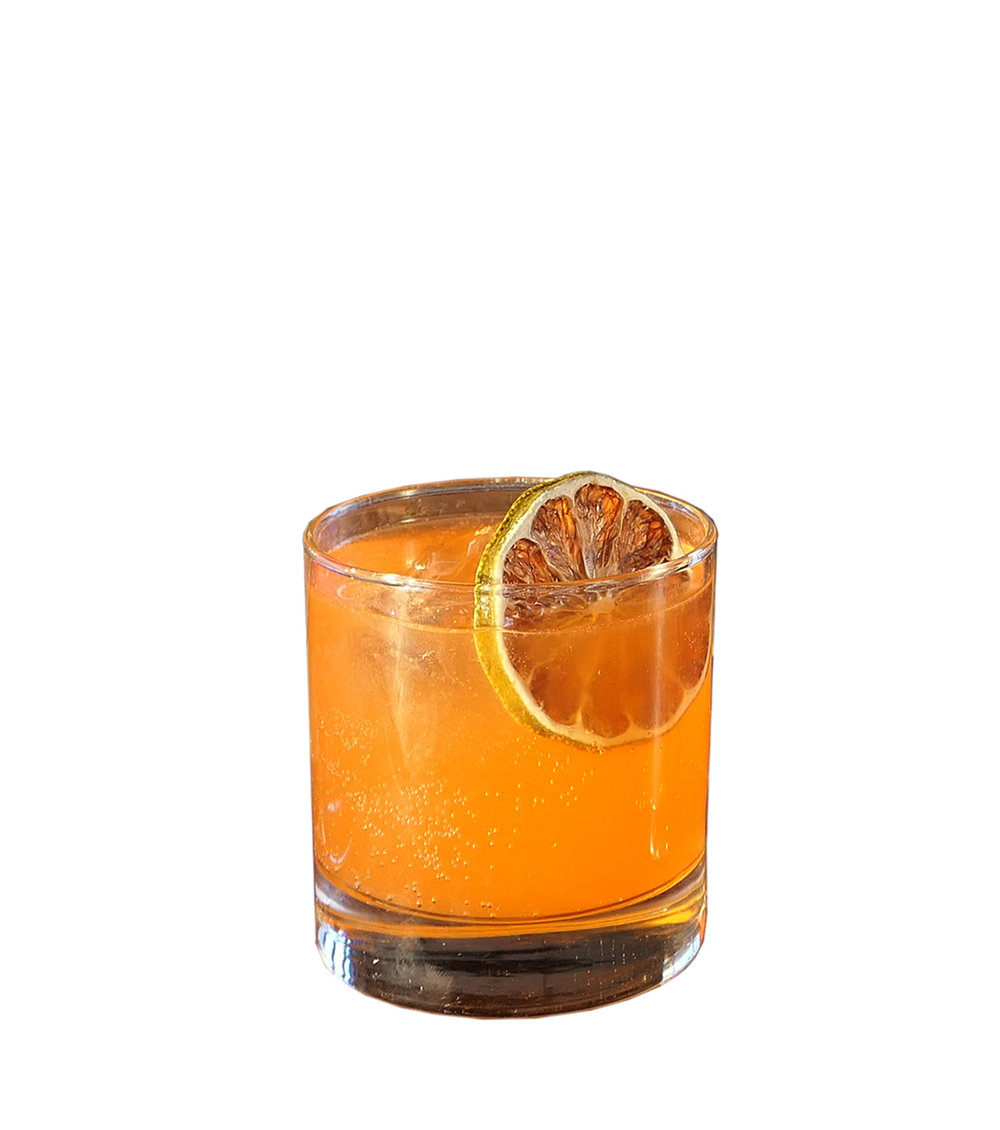 SIESTA  3mL Simple Syrup 8mL Fresh Lime Juice 15mL Fresh Grapefruit Juice 50ml Norseman Tehkeela  Shake with ice and decant into a sour glass with good ice. Garnish with a dried lime wheel.