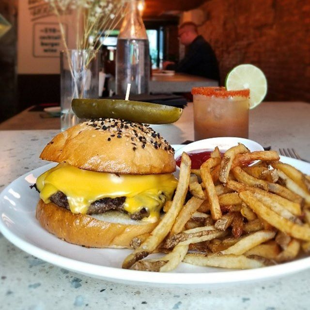 4/20 SPECIAL- $10 #kleinburger all night long #munchies #bedstuy #420 #friescostextra