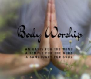 with Annamarie AE Masson  Body Worship Podcast Sundays at 11:11 am