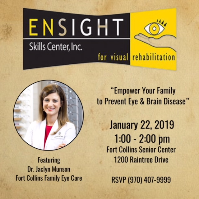 Ensight Lecture Jan 22, 2019