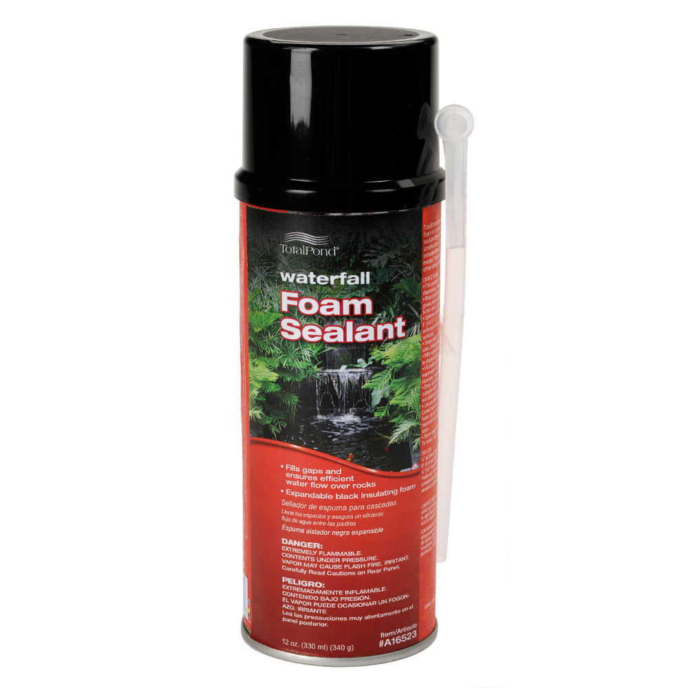Waterfall Foam Sealant
