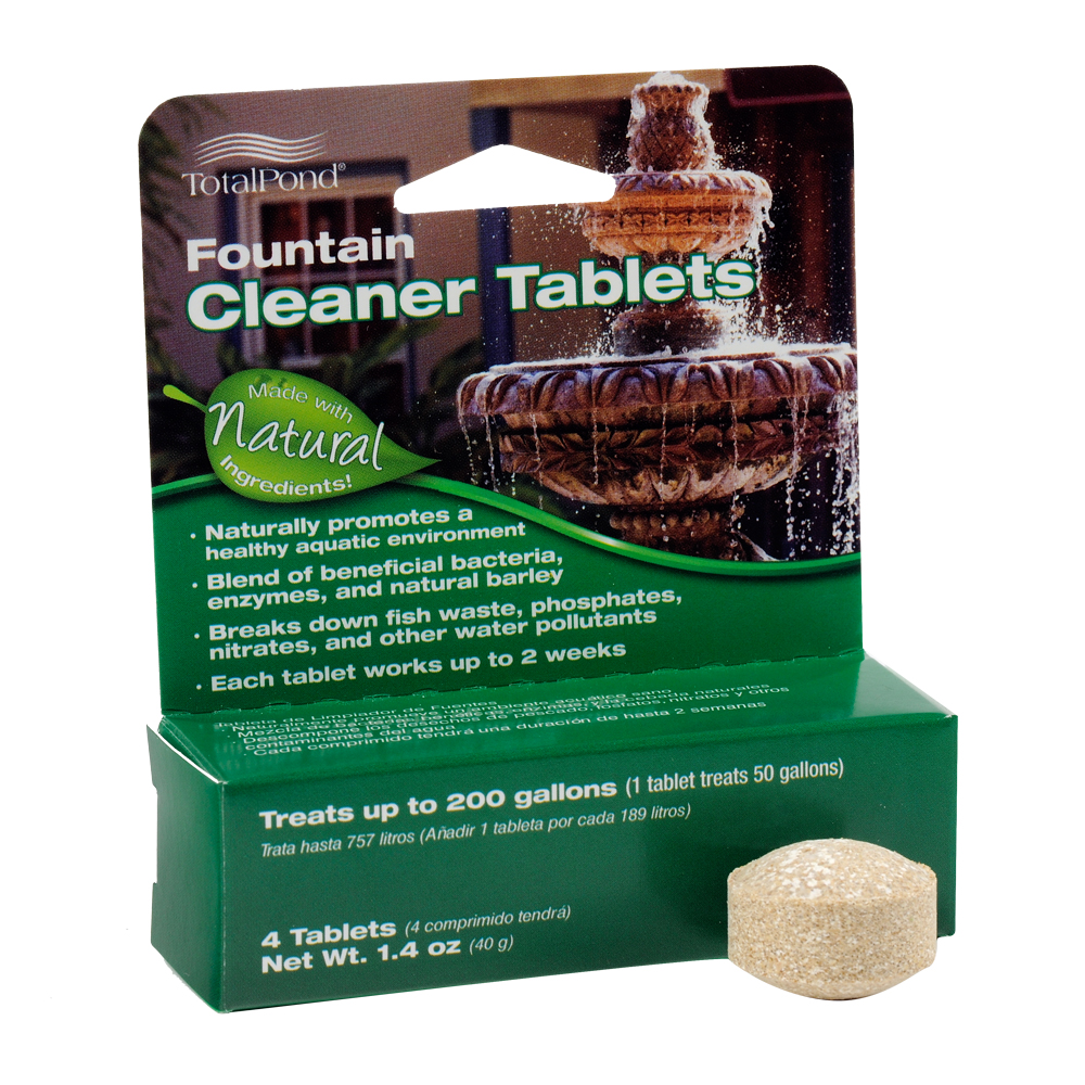 Fountain Cleaner Tablets