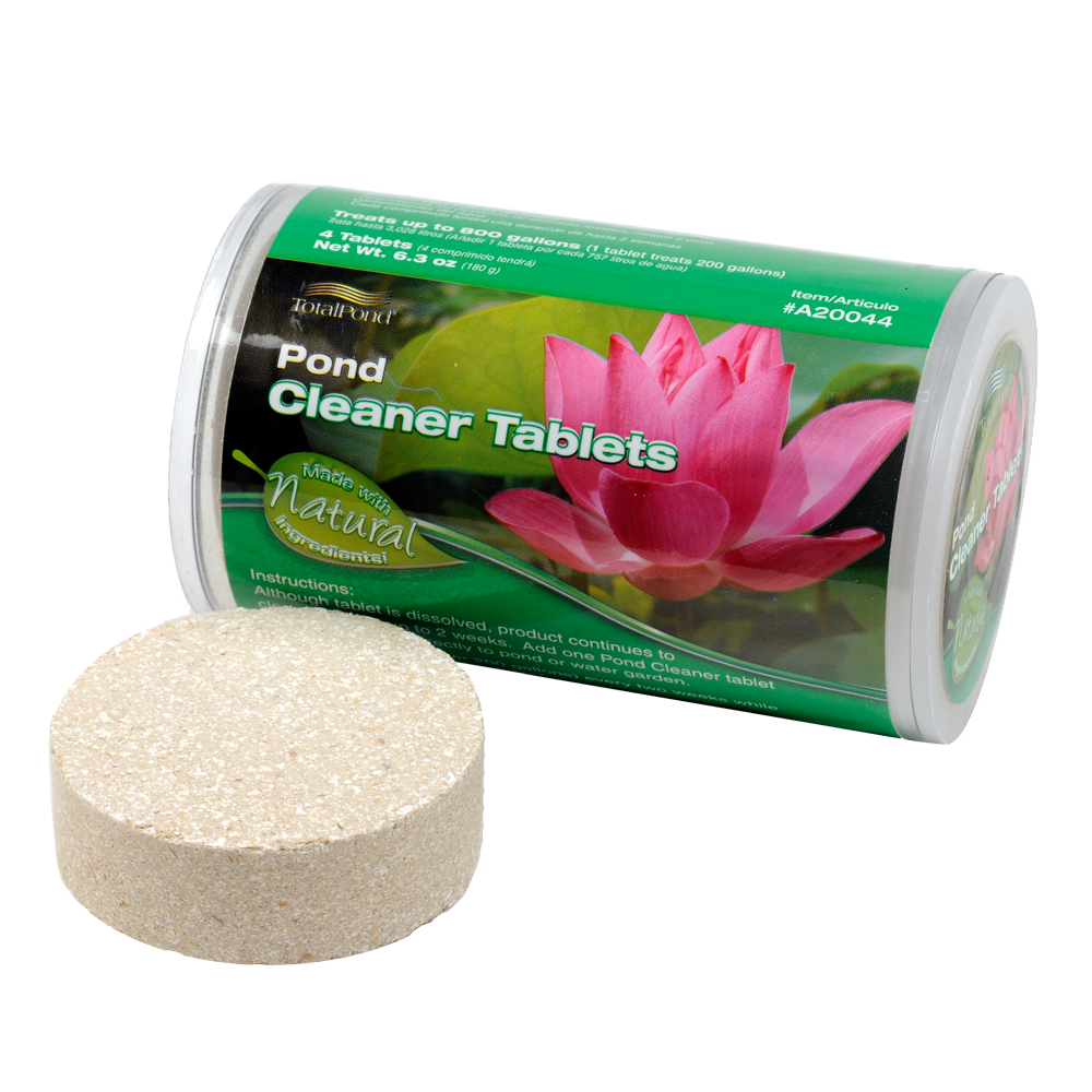 Pond Cleaner Tablets