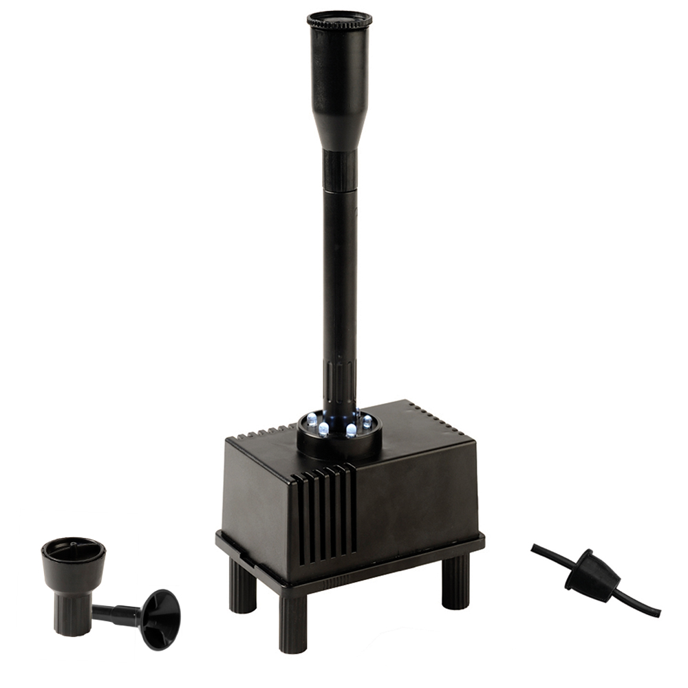 Container Fountain Kit with Light