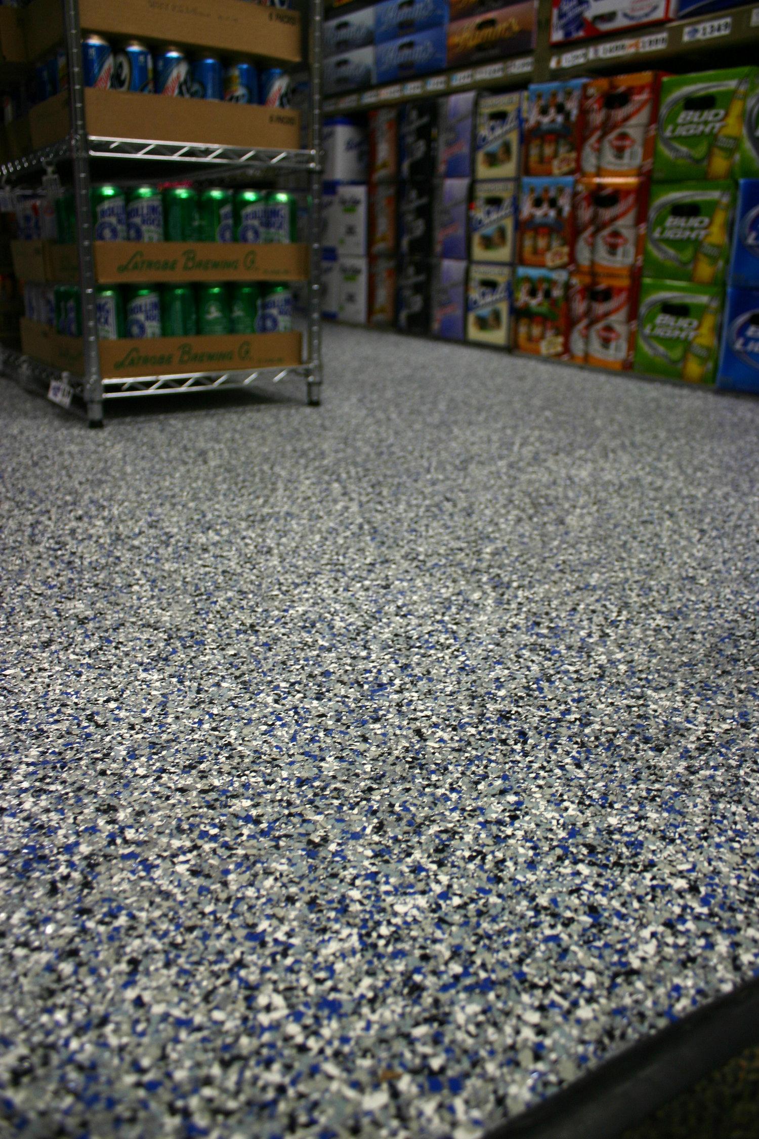 commercial kitchen flooring — polytek of redding