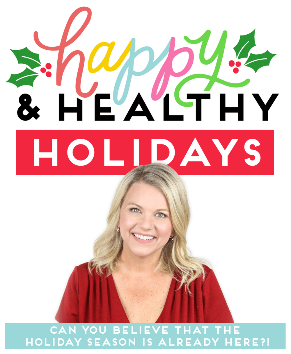 happy & healthy holidays