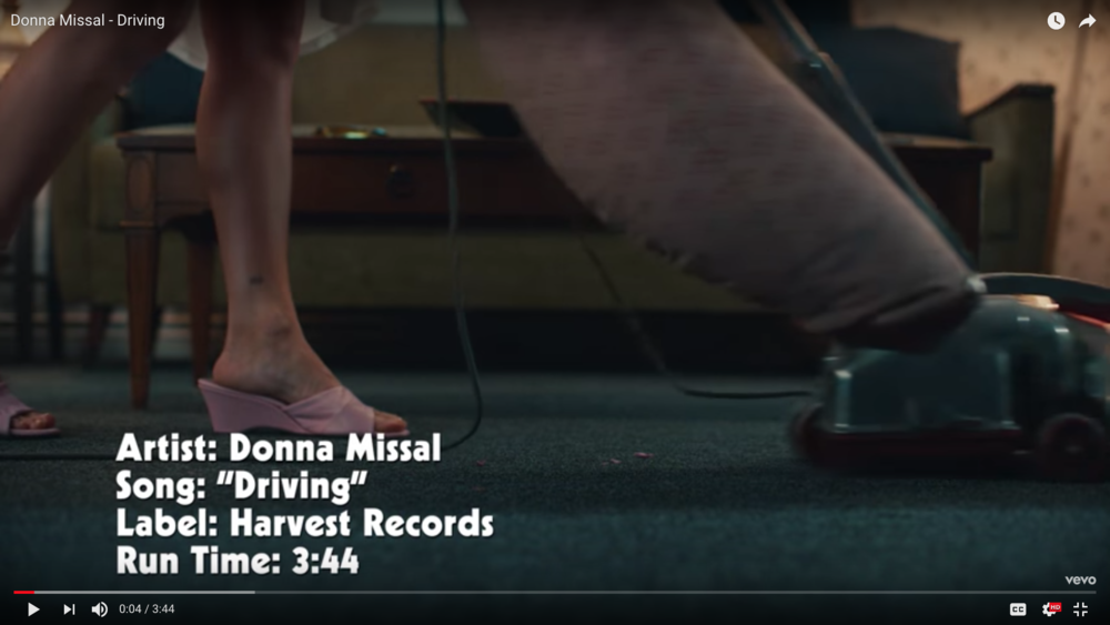 #2 'Driving' intro