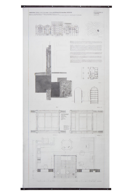 Bruchstrasse Apartments — S.K Architecture