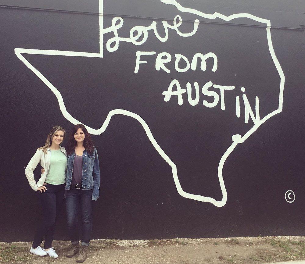 Exploring SoCo  - Austin, TX