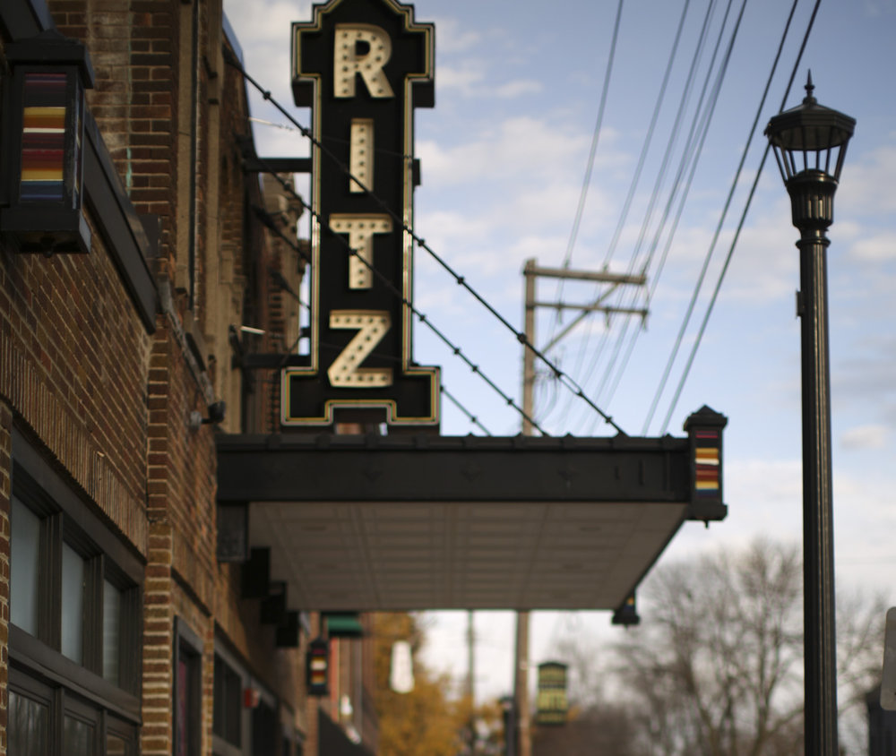 The Ritz Theater, Photo by Jeff Wheeler