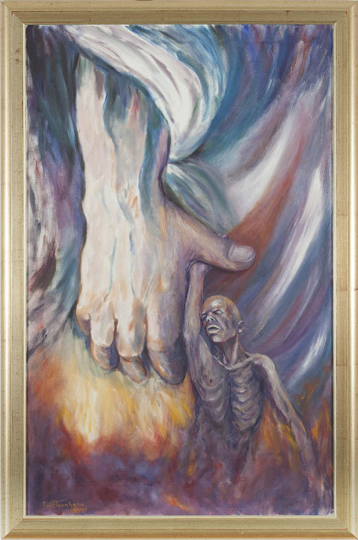 The Hand of G-D