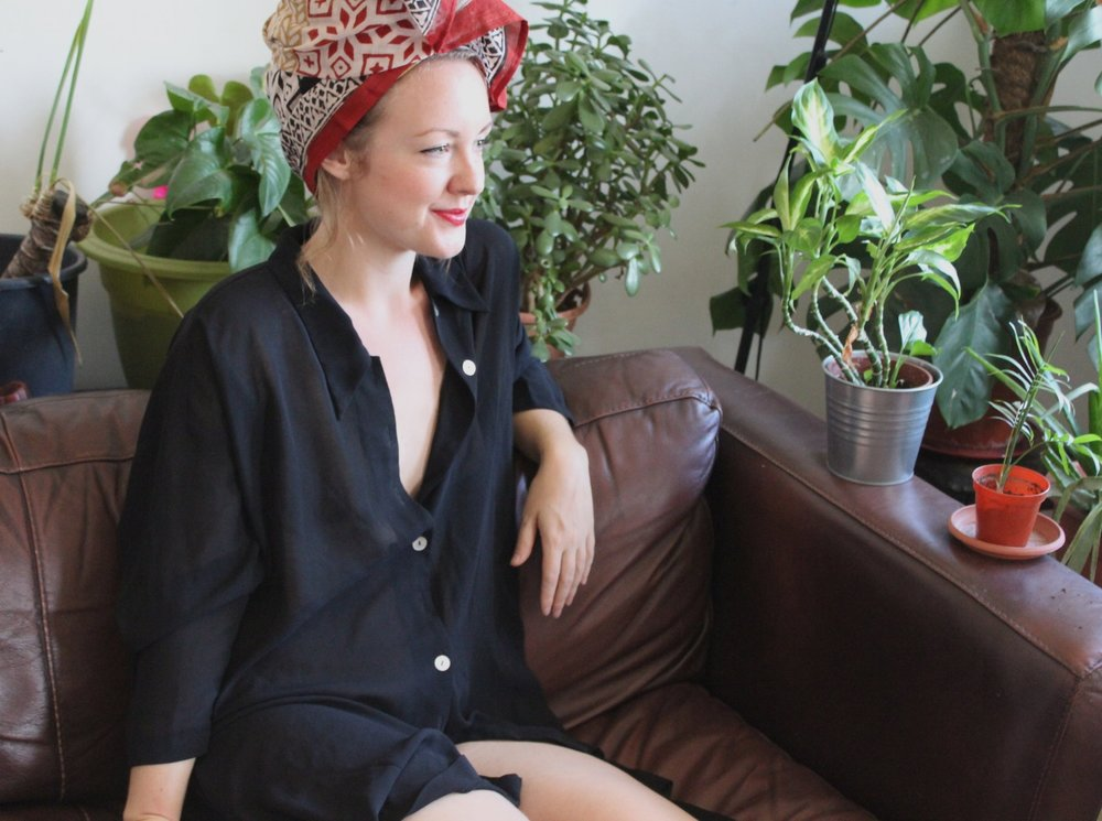 YONA #slowfashion - Plant based, eco -friendly, hand- crafted designs.